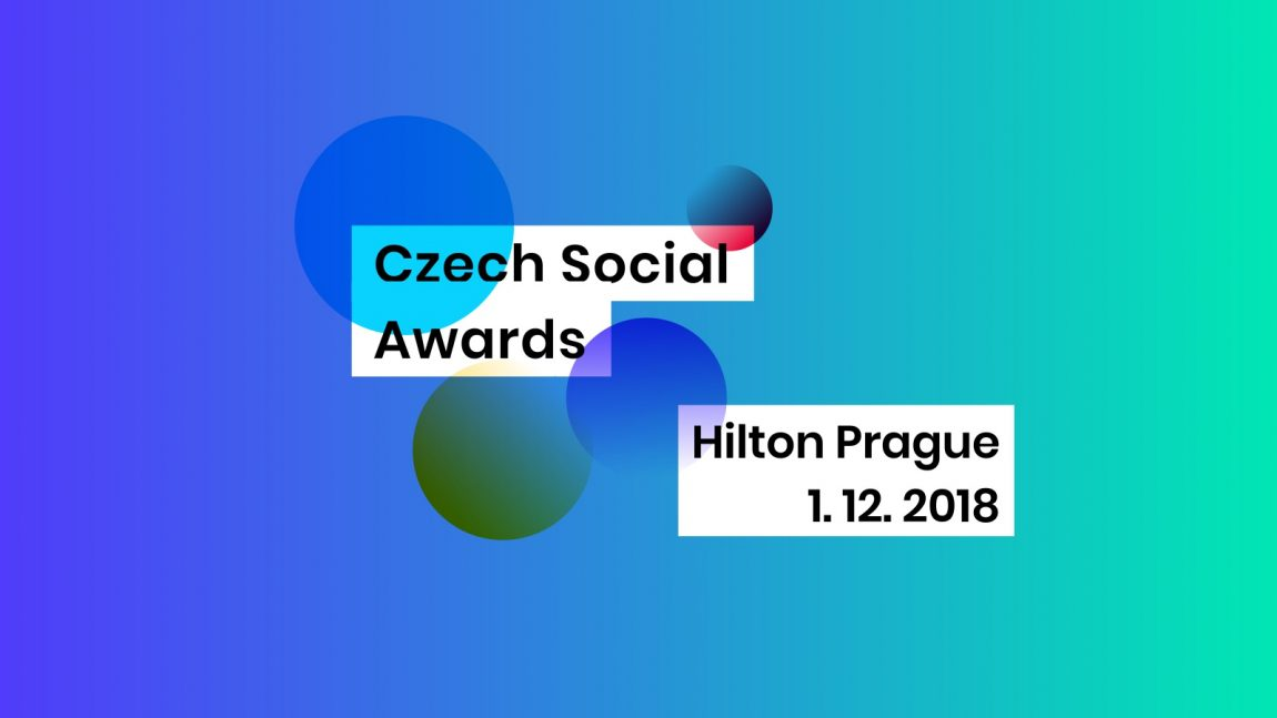 Kdo vyhraje Czech Social Awards 2018